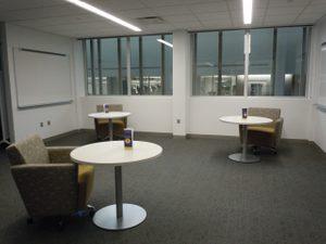 Olin 306 Lab Study Space