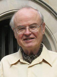 Diethelm Prowe, Laird Bell Professor emeritus of Modern European History,