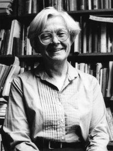 Eleanor Zelliot, Laird Bell Professor of History,emerita, Carleton History department from 1969-1997