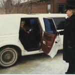 Eleanor Zelliot limousine