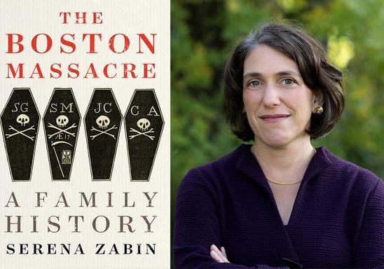 Serena Zabin, History Chair