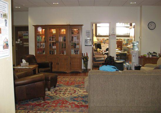 Leighton 204 History Lounge