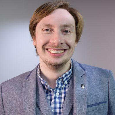 Photo of Andrew Wilson