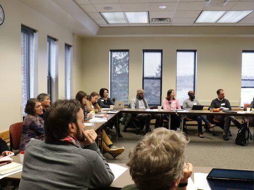 Winter Workshop Participants
