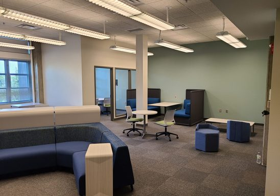Language Center Lounge