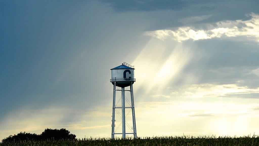 Carleton Water Tower
