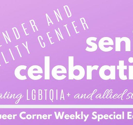 2020 GSC Senior Celebration