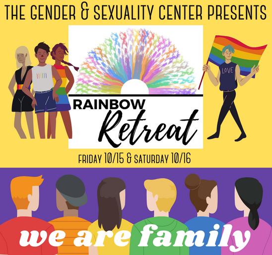 2021 Rainbow Retreat