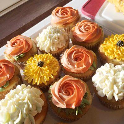 Fall's Tastiest Treats Bake Off - Overall Winner & Pumpkin Category Winner