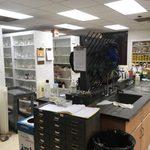 Chemistry Stockroom