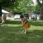 More croquet!