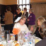 SAC Luncheon: Choosing Tables