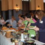SAC Luncheon Chef and Guests