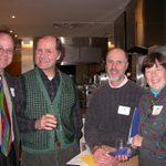 Joe, Sam, Tim and Margit