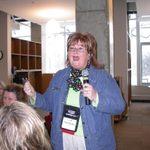 Wendy, Kathy & Speaker - Tracy Knofla