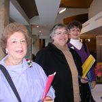 Judy, Shirley & Mary