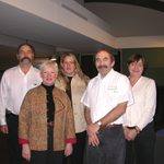 Ruth Anna, David & Sodexho crew