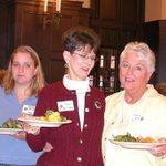 Betsey Temple, Mary & Carole