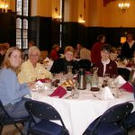 Betsey Temple, Carol, Kris, Mary and Stephanie