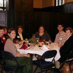 Nina, Jeannie, Dee, Patsy, April, John McDaris and Patt