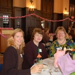 Michele Kamen, Virginia Deplazes & Sue Streefland