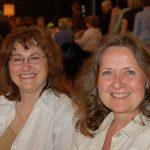 Mary Ann Wroblewski & Vicky Deering
