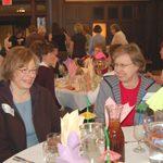 Nina Mangelson & Carolyn Spessard