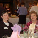 Jill Tollefson & Judy Matson