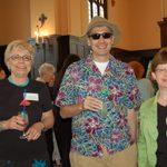 Christine Krejci, Scott Bierman & Linda Irrthum