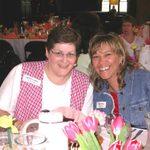 Becky Krogh and Charlene Hamblin