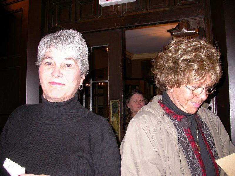 Judy and Mariea