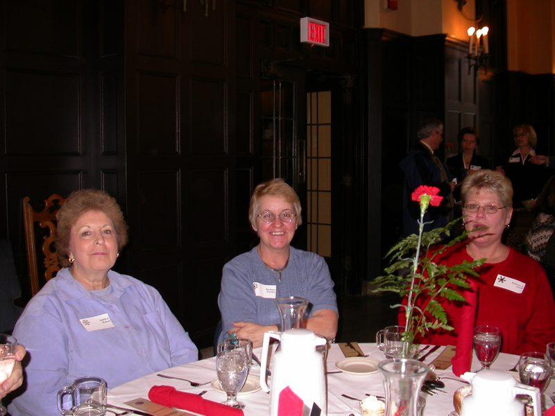 Judy, Barbara, & Robbie