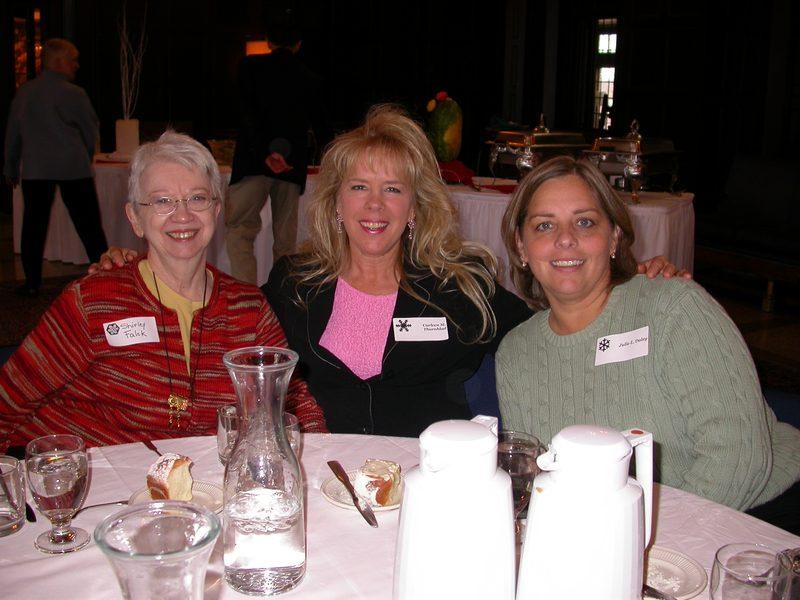 Shirley, Carleen & Julie