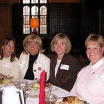 Gloria, Diane, Barb, & Mary