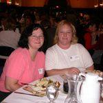 Debbie and Kathy