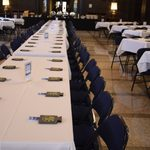 Plenty of room for everyone at the Winter Luncheon