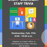 Wacky Wednesday Trivia