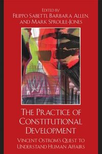 Practice of Constitutional Development Book Cover