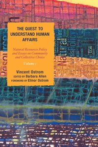 quest to understand human affairs book cover