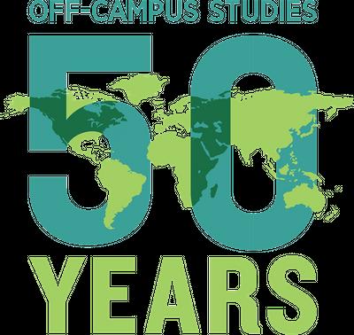 OCS 50th Anniversary logo