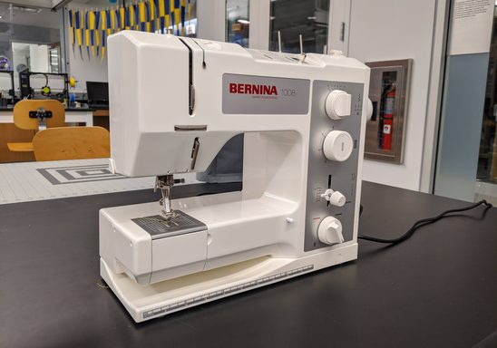 Machine sewing and clothing repair
