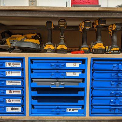 hardware drawers