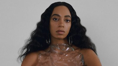 photo portrait of musical artist Solange