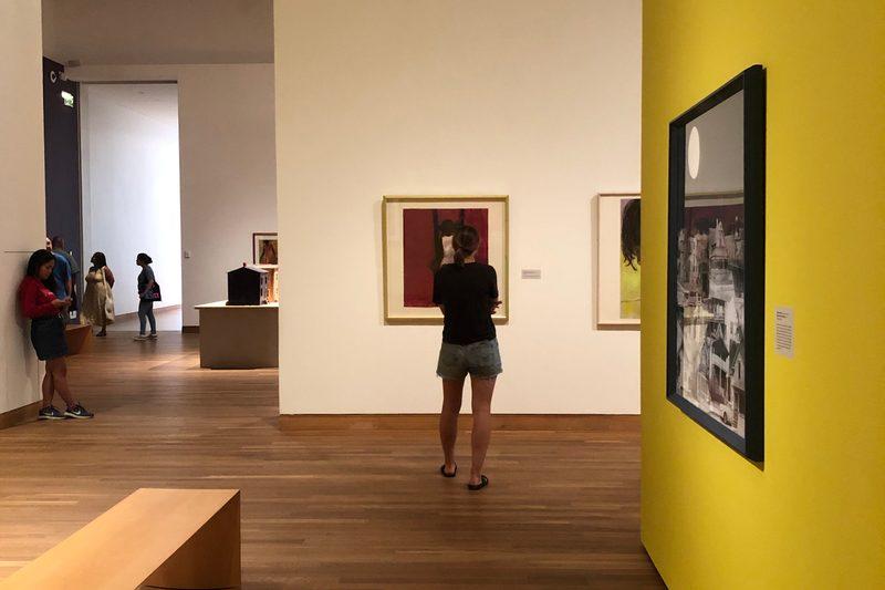 u of M gallery