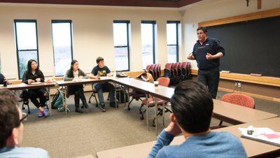 Carleton Resources Talk Photo