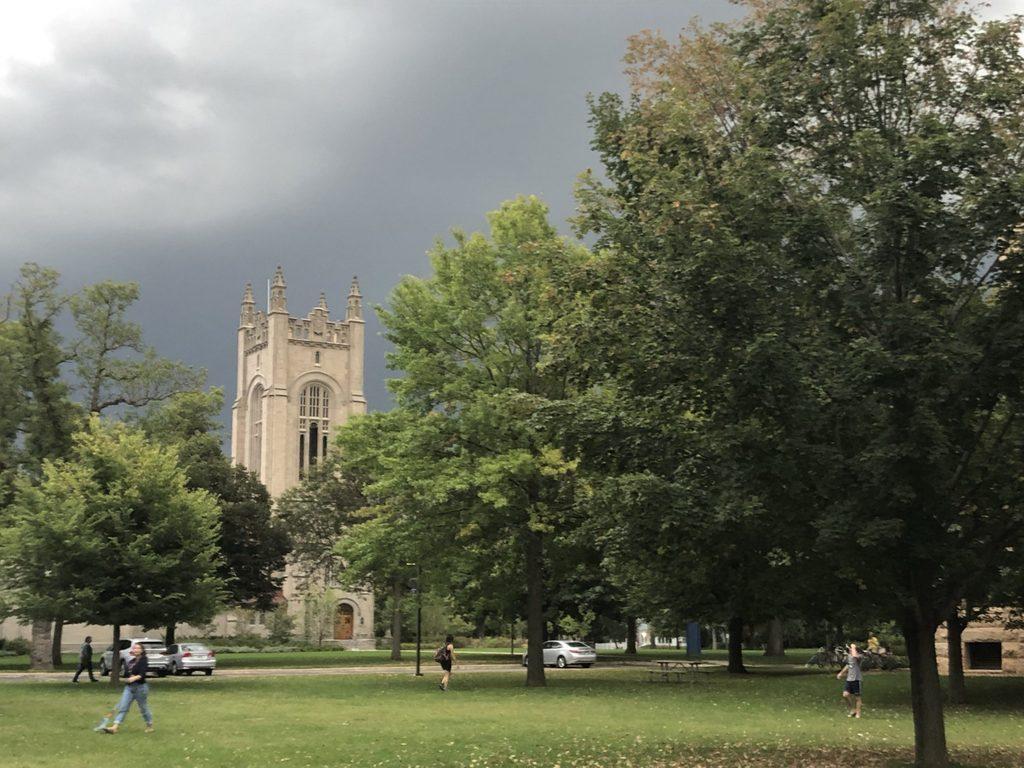 Stormy Chapel