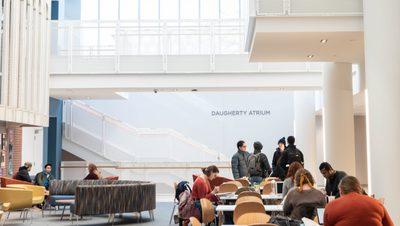 Daugherty Atrium