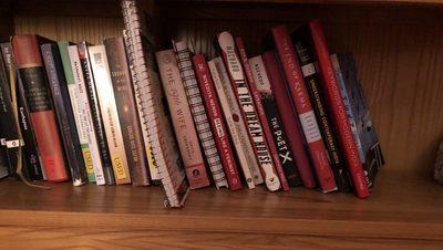 Andriana's books