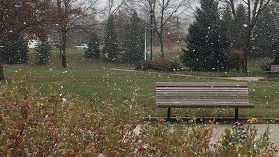 Snow in Northfield