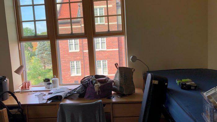 Andriana's messy room